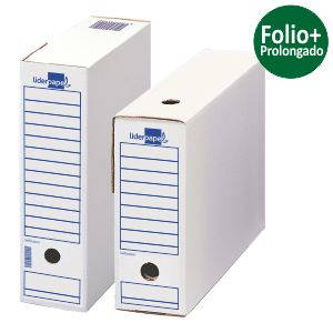 Archivador Definitivo Folio Prolongado Liderpapel