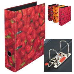 Archivador Herlitz Fresas Strawberry Din A4
