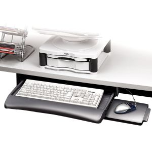 Soporte teclado extensible Fellowes Manager