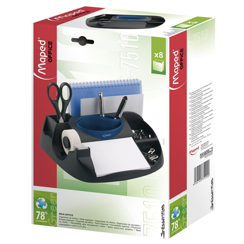 caja organizador maped 575100 maxi office