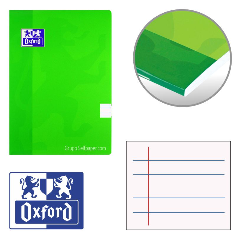 cuadernos oxford grapados 100105716