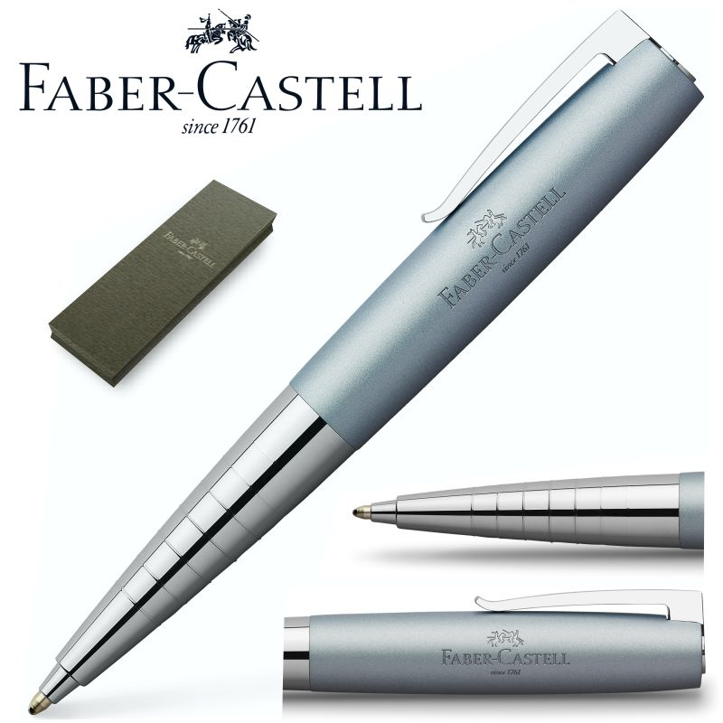 faber castell loom light blue boligrafo regalar