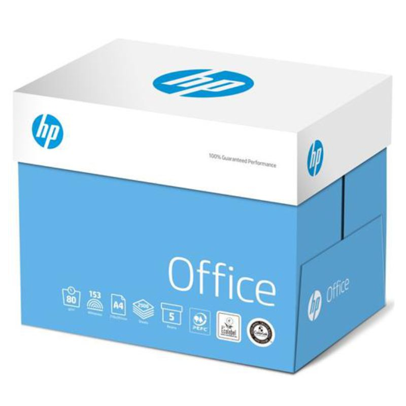 folios hp office chp110 papel din a4 oficina