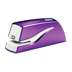 Grapadora Electrica Petrus Wow E-310 color morado
