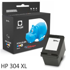 Cartucho compatible HP 304 XL negro DeskJET