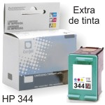 HP 344 color compatible - cartucho C9363EE 16ml 50% + tinta