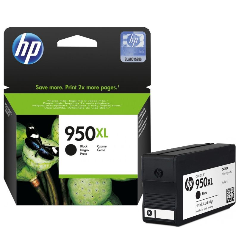 Comprar HP 950XL - Cartucho para Officejet Pro 8600 negro