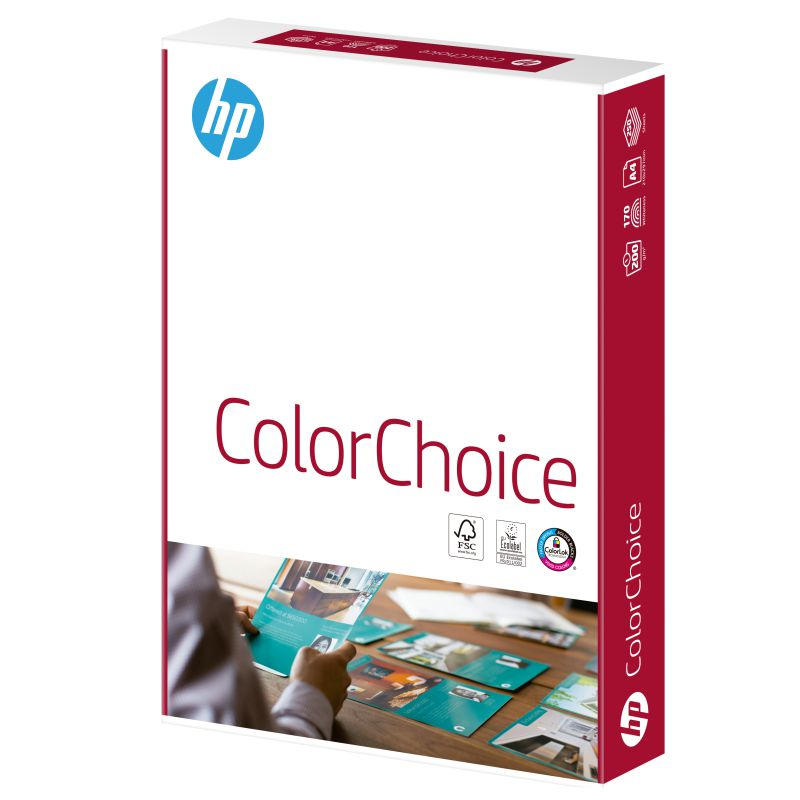 hp colorchoice 250 gramos papel a4 laser inkjet