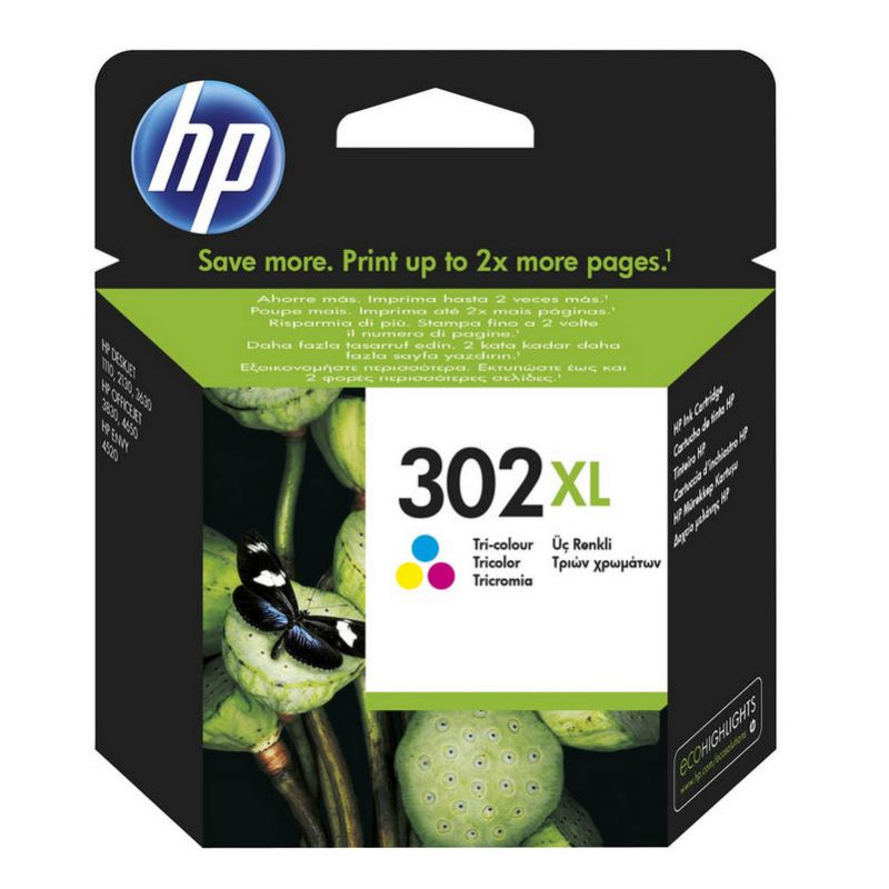 hp f6u67ae cartucho tinta original