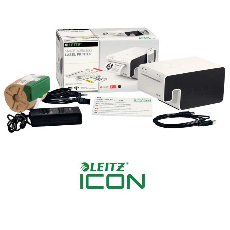 impresora leitz icon inteligente wifi 70010000