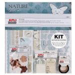 Kit Scrapbooking Iniciacion Apli, Nature
