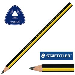 Lápices Staedtler Noris Club Jumbo triangular aprendizaje