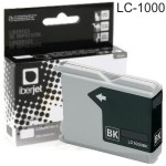 LC-1000BK LC1000 Brother tinta compatible negro LC51 LC10