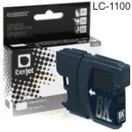 LC-1100 LC1100 compatible Brother tinta negro alta capacidad