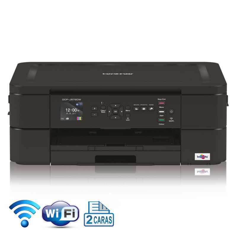 Comprar Brother DCP-J572DW Impresora con escaner Wifi doble cara