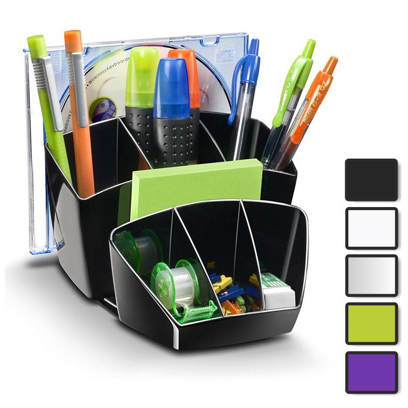 Organizador de escritorio mesa oficina Cep confort 580 negro ...