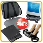 Pack BIENESTAR - Fellowes - Ergonomia