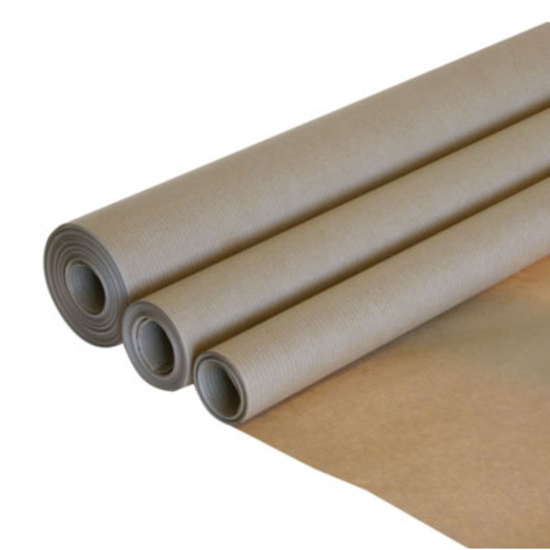 papel embalar marron 50 metros