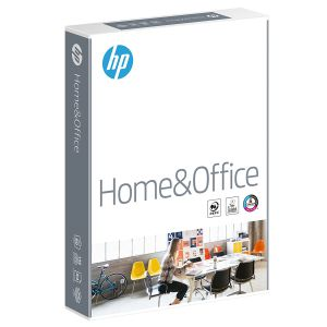 Papel Din A4, folios, HP Home & Office, 500 hojas
