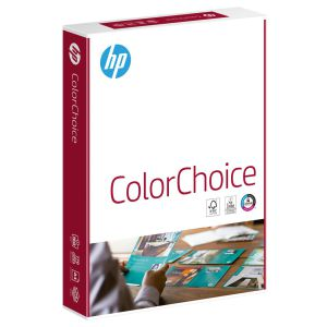 Papel HP Colorchoice 160 gramos especial láser color 250 hjs
