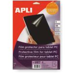 Plastico protector film pantalla portatil tablet pc Din A4