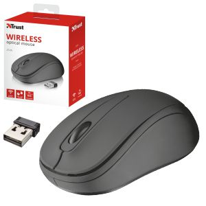 Ziva Wireless Compact Mouse, ratón inalámbrico