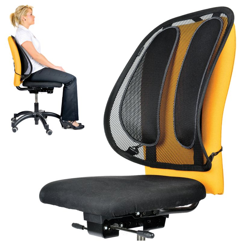 respaldo lumbar fellowes 9191301 rejilla office su