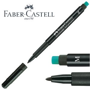 Rotulador Faber-Castell Permanente Multimark, OHP CD, M 1mm