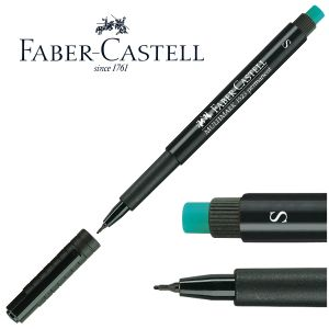 Faber-Castell Multimark, Marcador permanente S superfino