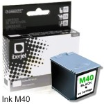 Samsung M40 compatible - Cartucho INK M-40 negro SF330