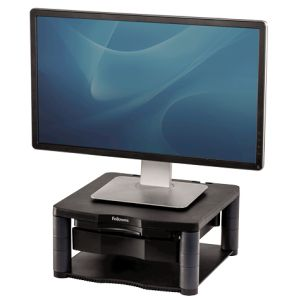 Soporte para monitor con cajón y atril Fellowes