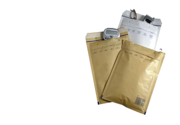 Bolsas / sobres acolchadas, burbujas, air-bag