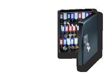Cajas y armarios para llaves