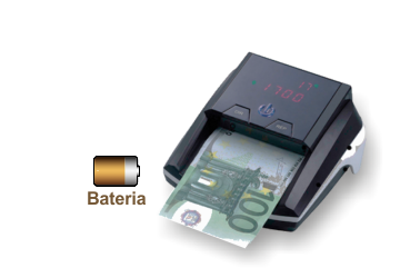 Detectores de Billetes con Bateria