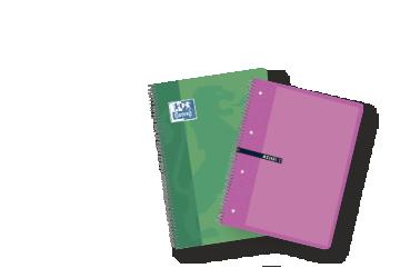 Libretas y Cuadernos de tapas blandas