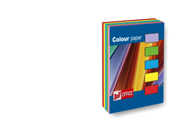 Papel Din A4 de colores
