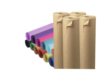 Papel para Embalar ( Rollos )