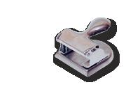 Perforadoras de papel clásicas