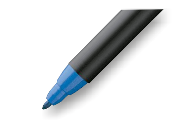 Rotuladores punta de fibra para papel