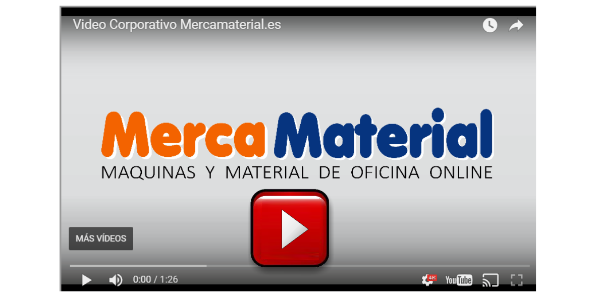 Video Corporativo Mercamaterial
